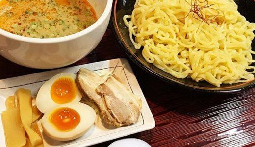 【鹿児島】我流風と書いてガルフのつけ麺